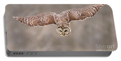 Hunting Barred Owl  Portable Battery Charger