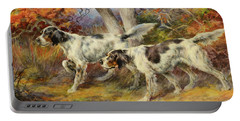 Hunting Dogs Portable Battery Charger