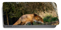 Hunting Fox  Portable Battery Charger