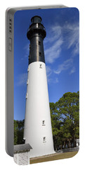 Hunting Island Lighthouse South Carolina Portable Battery Charger