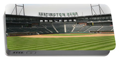 Huntington Park Baseball Field Portable Battery Charger