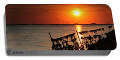 Husum Sunset Portable Battery Charger