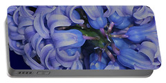 Hyacinth Curls Portable Battery Charger