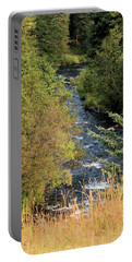 Hyalite Creek Overlook Portable Battery Charger