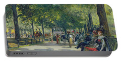 Hyde Park - London  Portable Battery Charger