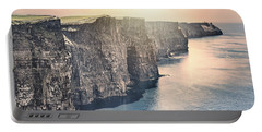 Hymn Of The Cliffs Portable Battery Charger