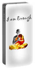 I Am Enough Portable Battery Charger
