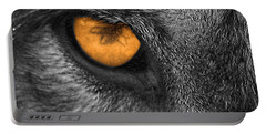 I Am Wolf Portable Battery Charger