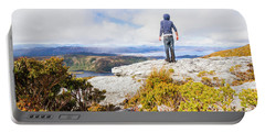 I Can Climb Mountains Portable Battery Charger
