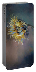 I Feel Like A Sunflower Painting Portable Battery Charger