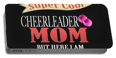 I Never Dreamed I Would Grow Up To Be A Super Cool Cheerleader Mom But Here I Am Killing It Portable Battery Charger