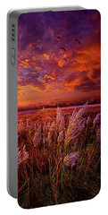 I Spoke To God Today Portable Battery Charger