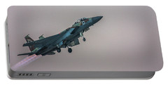 Iaf F-15i Ra'am Portable Battery Charger