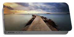 Ibiza Summer Mix 6.0 Portable Battery Charger by Yhun Suarez