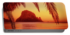 Ibiza Sunset Portable Battery Charger