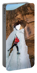 Ice Climber Portable Battery Charger