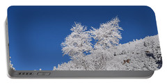 Ice Crystals Ute Pass Cos Co Portable Battery Charger