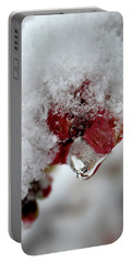 Ice Drip Portable Battery Charger
