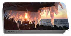 Ice Fangs Portable Battery Charger