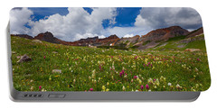 Ice Lake Meadow Portable Battery Charger