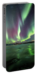 Ice Reflection II Portable Battery Charger