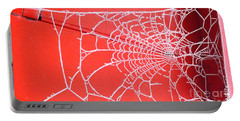 Ice Web Portable Battery Charger