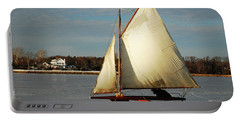 Ice Yachting Portable Battery Charger