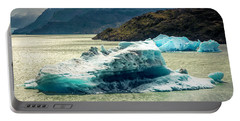 Iceberg Portable Battery Charger by Andrew Matwijec