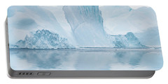 Iceberg In Disko Bay Greenland Portable Battery Charger