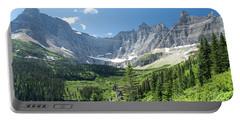 Iceberg Lake Trail - Glacier National Park Portable Battery Charger