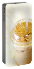 Iced Coffee 1 Portable Battery Charger