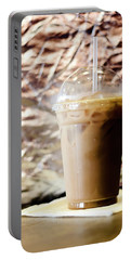 Iced Coffee 2 Portable Battery Charger