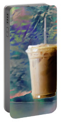 Iced Coffee 3 Portable Battery Charger