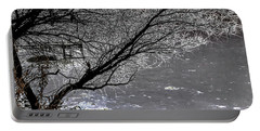 Iced Tree Portable Battery Charger