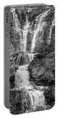 Icefields Waterfall Portable Battery Charger