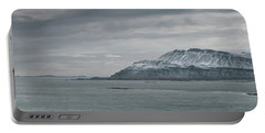 Iceland East Coast Panorama Portable Battery Charger