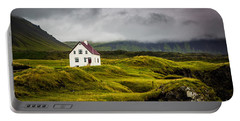 Iceland Scene Portable Battery Charger