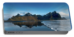 Iceland Sunrise Portable Battery Charger