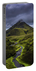 Icelandic Highlands Portable Battery Charger