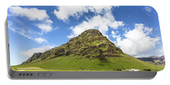 Icelandic Landscape Portable Battery Charger