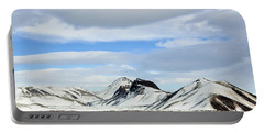 Icelandic Wilderness Portable Battery Charger