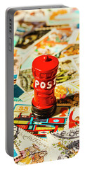 Iconic British Mailbox Portable Battery Charger