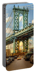 Iconic Manhattan Portable Battery Charger
