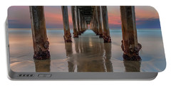 Iconic Scripps Pier Portable Battery Charger
