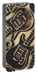 Icons Of Vintage Music Portable Battery Charger