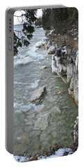 Icy Shores Portable Battery Charger