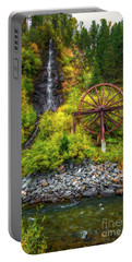 Idaho Springs Water Wheel Portable Battery Charger