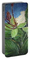 Ifit Flower Guam Portable Battery Charger