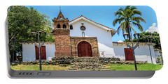 Iglesia De San Antonio Portable Battery Charger