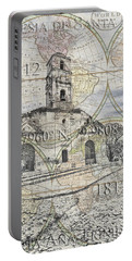 Iglesia De Santa Ana Passport Portable Battery Charger